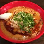 56615949 - カープ優勝の限定タンタン麺