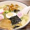 食堂 多万里 - 料理写真:五目ラーメン 800円 こちらもどこか懐かしい昭和な味わいです。美味い♪