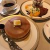 丸福珈琲店 - 料理写真:パンケーキ600円