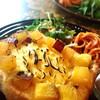 カフェトキオナ - 料理写真:10/1〜START!薩摩芋の焼きモンブラントースト
