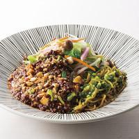 麻婆坦々麺