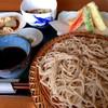 そば香房 遊味 - 料理写真:ざるそば小膳 そば豆腐付き