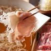 豚しゃぶしゃぶ・炭火焼 座和めき - 料理写真: