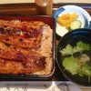 さくめ - 料理写真:天然鰻重、大