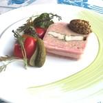 クラゲストア - オリジナル 鶏肉のテリーヌ 1500円(税抜)
