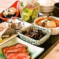 【ランチ】Gotto御膳6種1,300円(税別)