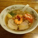 みゆき食堂 - 別府冷麺780円