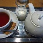 CAFE KATEMAO - ホットミクティ 500円