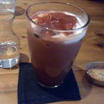 CAFE KATEMAO - アイスココア 550円