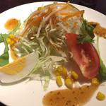 Restaurant&Bar TERU - ランチセットサラダ