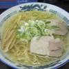 らーめん 青い鳥 - 料理写真:塩ラーメン(700円)