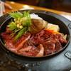柿島屋 - 料理写真:肉鍋 上