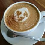 NAGASAWA COFFEE - オレンジピールカフェラテ