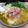 中華そば よしかわ - 料理写真:2014/10白醤油大盛り780円