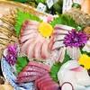 旬鮮の里 西の丸 - 料理写真:お造り大皿盛り