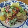 オクムラテイ - 料理写真:豚ロース肉のミラネーゼ