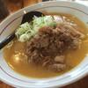 シマシマトム - 料理写真:牛骨塩らーめん700円