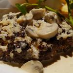 ランゲツ オブ トウキョウ - 黒毛和牛100%ハンバーグ