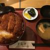 とん亭 - 料理写真:こだわりかつ丼@1,380円