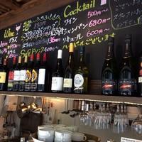 イタリアン・フレンチと一緒に楽しむ厳選ワイン!