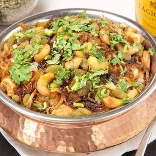 南インドの国民食「ビリヤニ」