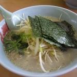 山岡家 - 醤油ねぎラーメン 690円