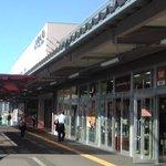 立山そば - 富山駅