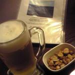 豚肉食堂&喫茶 mojo smokin' - ビール と つまみ