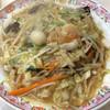 餃子の王将 - 料理写真:揚げそば 600円
