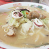 福楽園 - 料理写真:特製チャンポン820円。 普通のチャンポンは520円です。