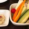 ソウリュウ - 料理写真:突き出しの野菜スティック