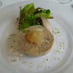 佛蘭西料理 名古屋 - 放牧豚のパテw/りんごのジュレ
