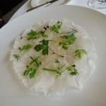 佛蘭西料理 名古屋 - 白つぶ貝のバターソース