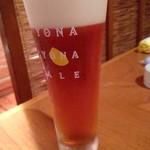 ふく竹 - 生ビール