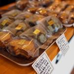 かつサンド工房 PANTON - 焼き菓子もございます 2016.09.29