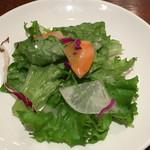 ボッソ - ランチのサラダ