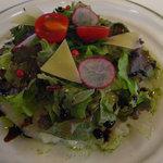 ガスパール - 鮮魚のカルパッチョ