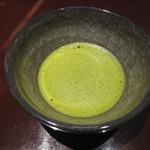京懐石 美濃吉 - 抹茶
