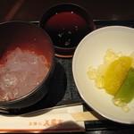 京懐石 美濃吉 - 水物と甘味
