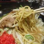 56764938 - 中ストレート麺