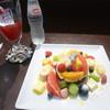 nino - 料理写真:フルーツタルトと自家製ミックスベリー