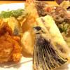 旨い料理・旨い酒 じょうじ - 料理写真:ランチより 天麩羅定食1700円