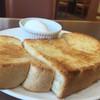 珈琲館 - 料理写真:161001 トースト&ゆで卵