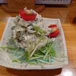 肴の店 枝むら - 料理写真:手造りポテトサラダ