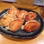 肴の店 枝むら - 料理写真:ギョーザ