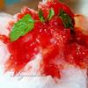 GOKAN - 料理写真:かき氷(イチゴミルク)