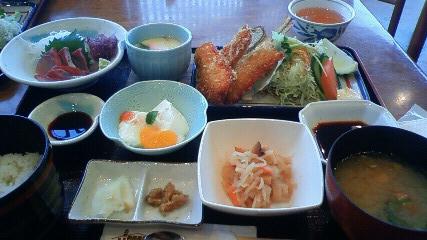 道の駅 サザンセト とうわ レストラン
