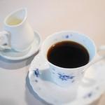 トックブランシュ - コーヒー