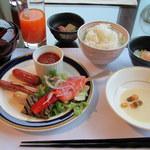 ザ・リッツ・カールトン大阪 - 朝食