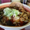 大長 - 料理写真:チャーシュー麺大。